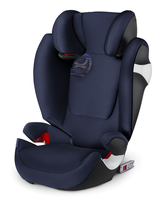 Автокресло CYBEX SOLUTION M-FIX DENIM BLUE