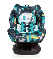 Автокресло COSATTO ALL-IN-ALL DRAGON KINGDOM ISOFIX