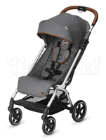 Коляска прогулочная CYBEX EEZY S PLUS DENIM MANHATTAN GREY
