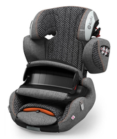 Автокресло KIDDY GUARDIANFIX 3 RETRO CHARCOAL LIMITED EDITION