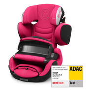 Автокресло KIDDY GUARDIANFIX 3 BERRY PINK