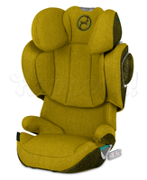 Автокресло CYBEX SOLUTION Z I-FIX PLUS MUSTARD YELLOW