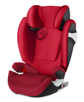 Автокресло CYBEX SOLUTION M-FIX REBEL RED