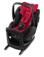 Автокресло RECARO ZERO.1 ELITE RACING RED