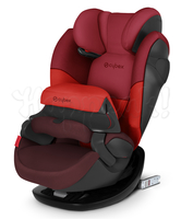 Автокресло CYBEX PALLAS M-FIX RUMBA RED