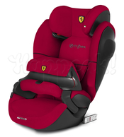 Автокресло CYBEX PALLAS M-FIX SL FE FERRARI RACING RED
