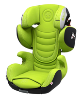Автокресло KIDDY CRUISERFIX 3 LIME GREEN