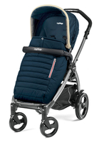 Коляска прогулочная PEG-PEREGO BOOK PLUS 51 JET POP-UP BREEZE BLUE