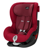 Автокресло BRITAX ROEMER KING II BLACK SERIES FLAME RED