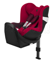 Автокресло CYBEX SIRONA M2 I-SIZE RACING RED + база M
