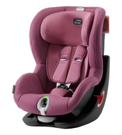 Автокресло BRITAX ROEMER KING II LS BLACK SERIES WINE ROSE