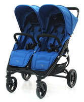 Коляска для двойни VALCO BABY SNAP DUO OCEAN BLUE