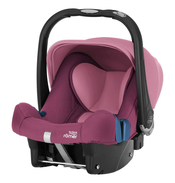 Автокресло BRITAX ROMER BABY-SAFE PLUS SHR II WINE ROSE
