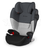 Автокресло CYBEX SOLUTION M-FIX GRAY RABBIT