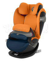 Автокресло CYBEX PALLAS S-FIX TROPICAL BLUE