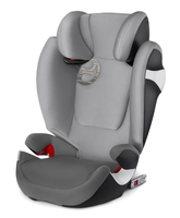 Автокресло CYBEX SOLUTION M-FIX MANHATTAN GREY 2018