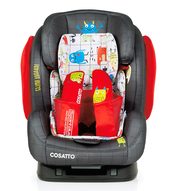 Автокресло COSATTO HUG ISOFIX MONSTER MOB