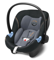 Автокресло CYBEX ATON M I-SIZE PEPPER BLACK