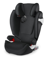 Автокресло CYBEX SOLUTION M-FIX LAVASTONE BLACK