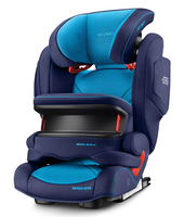 Автокресло RECARO MONZA NOVA IS SEATFIX XENON BLUE