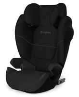 Автокресло CYBEX SOLUTION M-FIX SL PURE BLACK