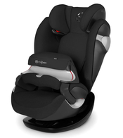 Автокресло CYBEX PALLAS M HAPPY BLACK