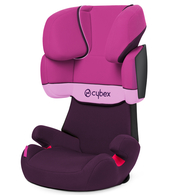 Автокресло CYBEX SOLUTION X PURPLE RAIN