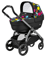 Коляска PEG-PEREGO BOOK PLUS 51 JET ELITE+POP-UP MANRI 3 В 1
