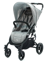 Коляска прогулочная VALCO BABY SNAP 4 TAILORMADE GREY MARLE