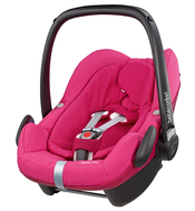Автокресло MAXI-COSI PEBBLE PLUS BERRY PINK