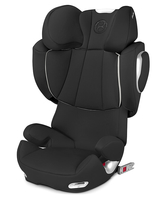 Автокресло CYBEX SOLUTION Q2-FIX HAPPY BLACK
