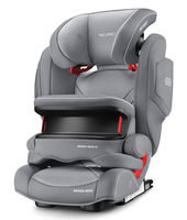 Автокресло RECARO MONZA NOVA IS SEATFIX ALUMINIUM GREY