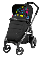 Коляска прогулочная PEG-PEREGO BOOK PLUS 51 S JET POP-UP MANRI