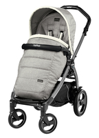 Коляска прогулочная PEG-PEREGO BOOK PLUS 51 S JET POP-UP LUXE OPAL