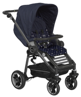 Коляска прогулочная TEUTONIA BLISS GRAPHITE 6115-6175 LITTLE SAILOR