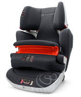 Автокресло CONCORD TRANSFORMER XT PRO MIDNIGHT BLACK 2016