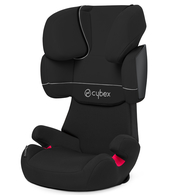 Автокресло CYBEX SOLUTION X PURE BLACK