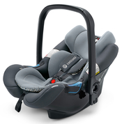 Автокресло CONCORD AIR SAFE+CLIP GRAPHITE GREY 2016