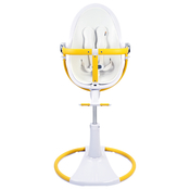 Стул для кормления BLOOM FRESCO CHROME GIRO WHITE YELLOW