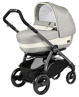 Коляска PEG-PEREGO BOOK PLUS 51 JET ELITE+POP-UP LUXE OPAL 3 В 1