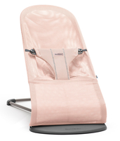 Кресло-шезлонг BABYBJORN BLISS MESH OLD ROSE LIMITED EDITION