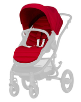 Набор COLOUR PACK для коляски BRITAX AFFINITY 2 FLAME RED