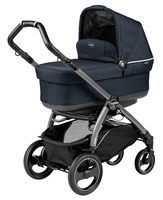 Коляска PEG-PEREGO BOOK PLUS 51 S JET POP-UP LUXE BLUENIGHT 3 В 1