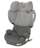 Автокресло CYBEX SOLUTION Q2-FIX MANHATTAN GREY