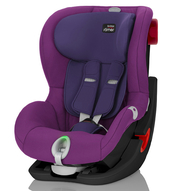 Автокресло BRITAX ROEMER KING II LS BLACK SERIES MINERAL PURPLE