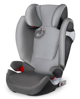Автокресло CYBEX SOLUTION M-FIX MANHATTAN GREY 2017
