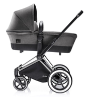 Коляска CYBEX PRIAM LUX MANHATTAN GREY 2 В 1 на раме ALL TERRAIN
