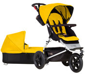 Коляска MOUNTAIN BUGGY URBAN JUNGLE GOLD 2 В 1