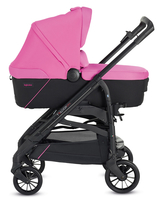 Коляска INGLESINA TRILOGY COLOURS PEGGY PINK 3 В 1