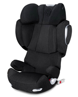 Автокресло CYBEX SOLUTION Q3-FIX PLUS STARDUST BLACK